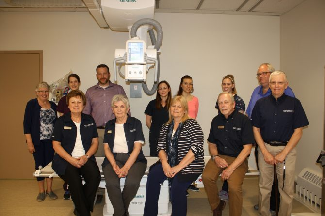 Advanced Imaging Technology for SBGHC Kincardine